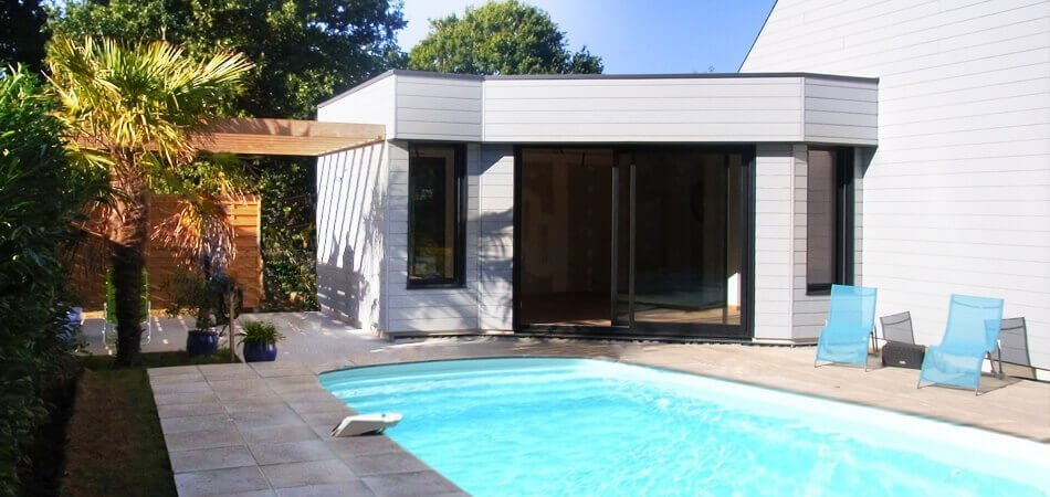 Extension Bois Agrandissement Maison 44 Wood Al