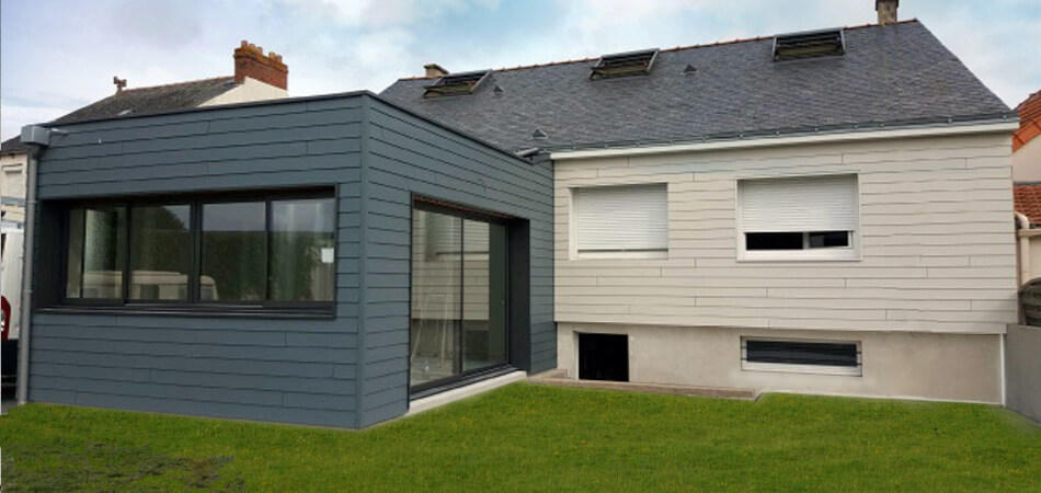Isolation thermique par l 39 ext rieur ite 44 wood al for Isolation maison exterieur bardage bois
